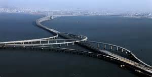 Qingdao Haiwan Bridge the transportation benefits of danyang kunshan grand
