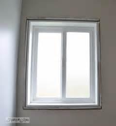 contemporary window frames