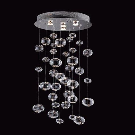Kitchen Pendant Lighting Island Prospetto 5605 4 Light Bubbles Hanging Large Pendant
