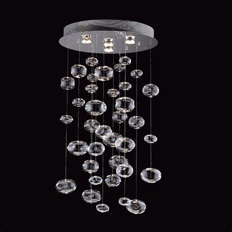 Prospetto 5605 4 light bubbles hanging large pendant lighting universe