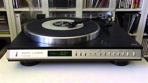 Tv Sanyo Aqua Series sanyo plus q60 direct drive turntable plays the phantom of the opera 7 quot glow in the single
