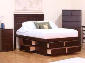 Platform Bed With Storage Massachusetts Platform Beds With Storage For A Neatly Organized Bedroom