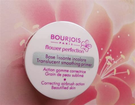 Pink Is In Bloom At Bourjois by Bourjois Flower Perfection Translucent Smoothing Primer