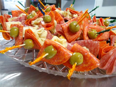 appetizers ideas appetizer ideas antipasta appetizer close up what s at