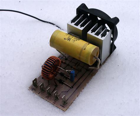 induction heater free energy zvs mazilli driver adam munich