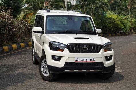 price of mahindra car mahindra scorpio expert review scorpio road test 206366