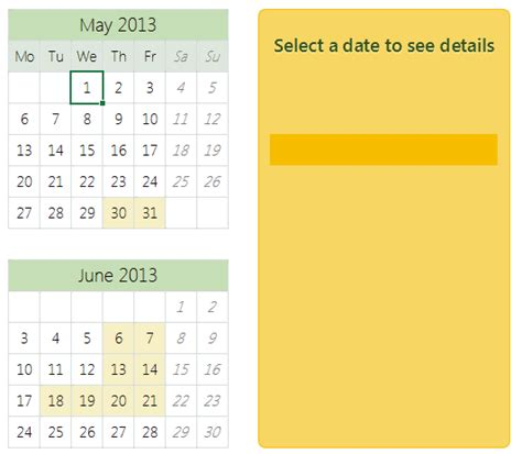 how to make a calendar of events how to create interactive calendar to highlight events