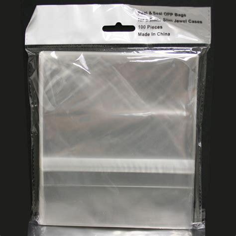 Plastik Seal Opp 8 X 16 X 04 by 5 2mm Opp Plastic Bag For Slim