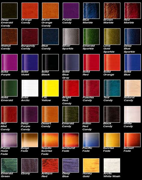ppg colors paint colors for 78 impala auto paint cars and kustom