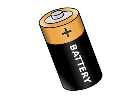 fotos de dibujos de baterias imagui principales componentes electronicos colmanare bateria o pila