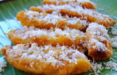 Pisang Aroma Crispy Falana resep pisang goreng khas thailand harian resep
