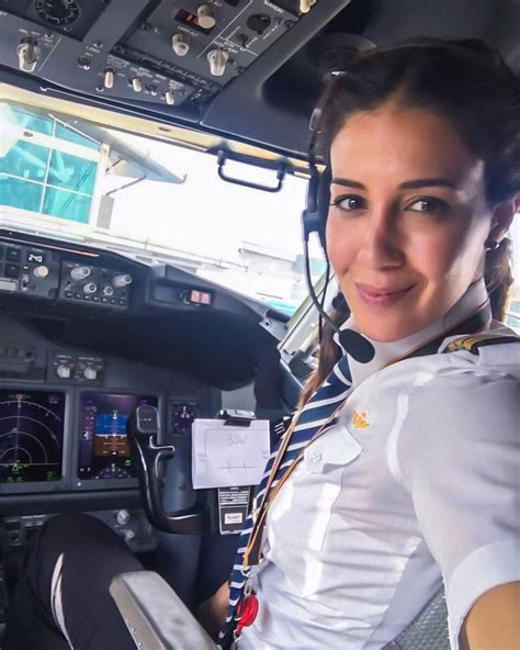 commercial woman pilot have a great weekend people choose a job you love and you