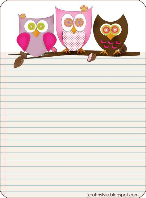 free stationery paper printable clipart best