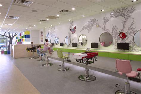 architecture d int 233 rieur salon de coiffure pour enfants