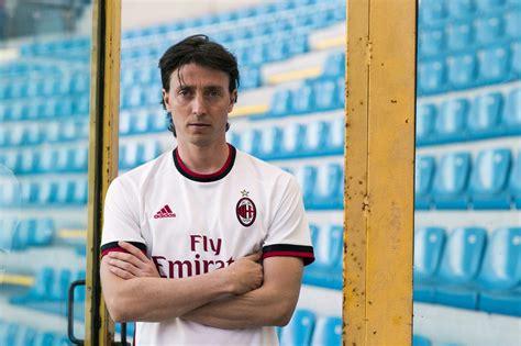Jersey Ac Milan Away 2017 2018 17 18 Fullset Grade Ori Ac Milan 17 18 Away Kit Released Footy Headlines