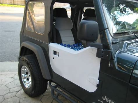 jeep tj half door panels half doors are coming along nicely