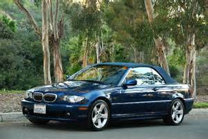 2004 bmw 3 series 325ci 2dr convertible in san diego ca