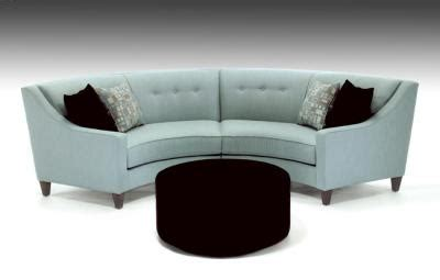 Flexsteel Curved Sofa by Curved Sofa Furniture