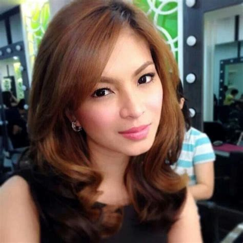 locsin in curly hair 1000 images about angel locsin on pinterest football