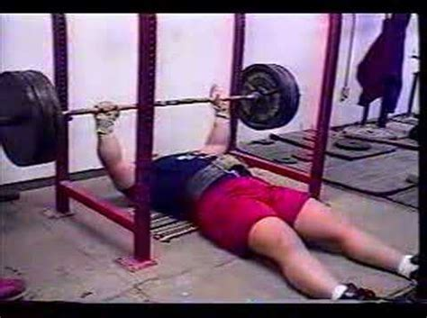 floor press vs bench press elitefts com big kenny floor press youtube