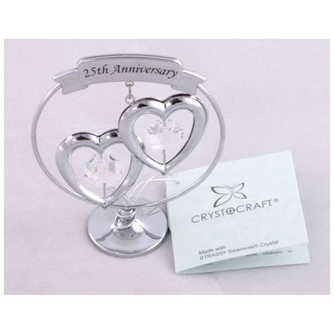 25th Wedding Anniversary Gifts by Silver Gift Ideas For 25th Wedding Anniversary Inexpensive