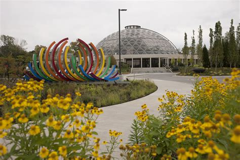 Greater Des Moines Botanical Garden Greater Des Moines Botanical Garden Opens Hoerr Schaudt