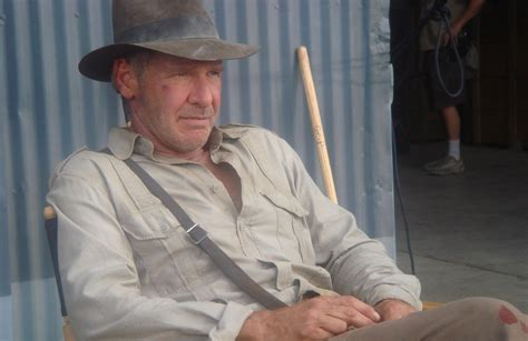 Harrison Ford Is Back As Indiana Jones And More by Indiana Jones 5 Actor Won T Be Going The Bond Route