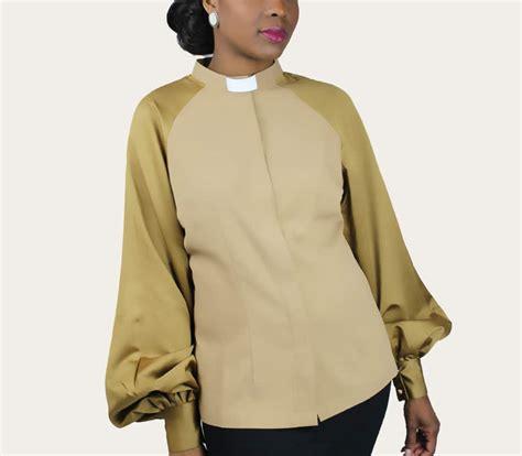 Blouse Debora Top by Deborah Clergy Blouse Slate