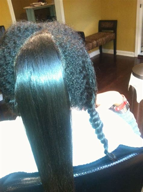 dominican blowout dallas tx natural hair silk press appreciation lipstick alley