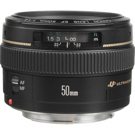 Lens Ef 50mm F 1 4 Usm canon ef 50mm f 1 4 usm lens 2515a003 b h photo