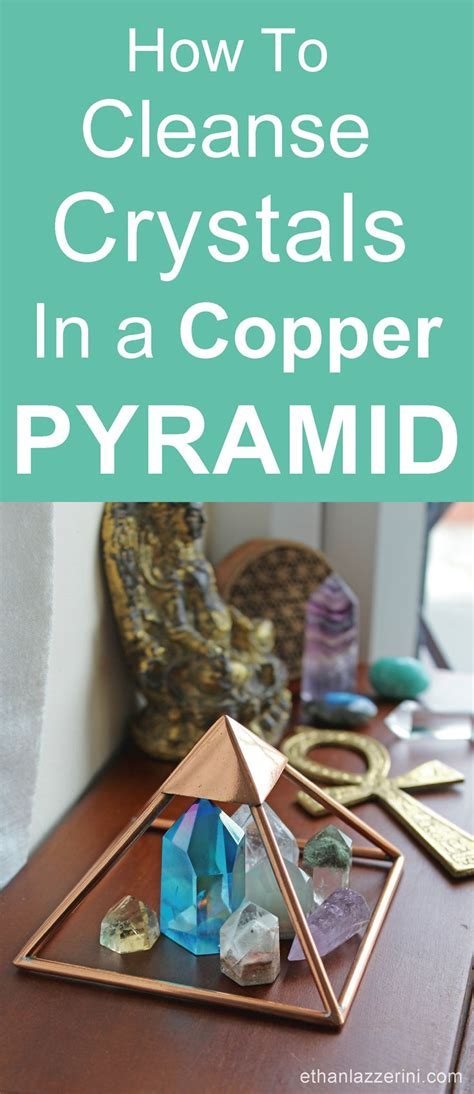 Copper Detox How by 25 Best Ideas About Crystals On