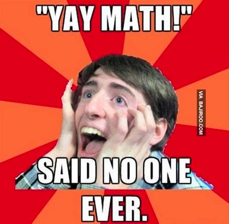 Meme Math - math memes reflections of a second career math teacher