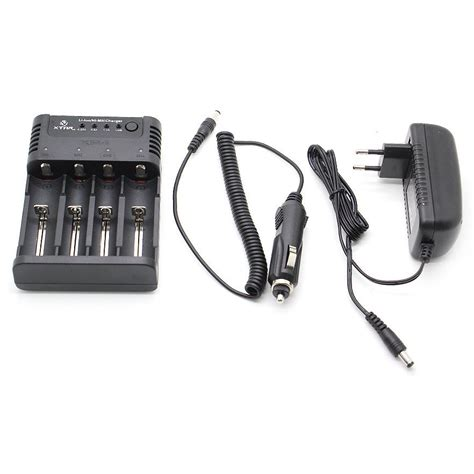 Xtar Xp4 Intelligent Battery Charger 4 Slot For Li Ion And Ni Mh xtar xp4 intelligent battery charger 4 slot for li ion and ni mh with battery renew function