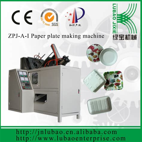 Paper Plates Machine Price - less nosie and high productity paper plate machine with