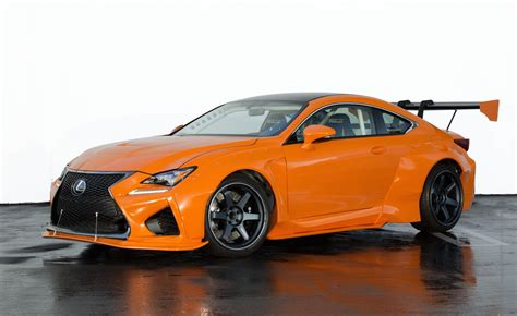 lexus rc modified lexus unveils custom rc f gs f concepts at sema show