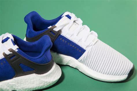 Adidas Originals Eqt Support 93 17 Royal Blue Uk8 Us8 5 Euro42 adidas eqt support 93 17 171 white royal blue 187 sneakers
