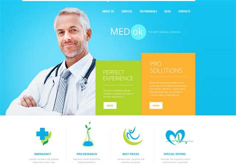 joomla health template 20 best health joomla templates 2017