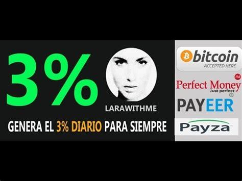 tutorial completo bitcoin lara with me tutorial completo espa 209 ol gana el 3 diario