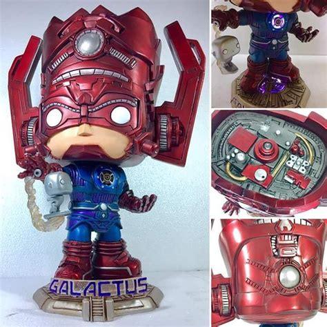 Termurah Custom Galactus 2 1017 best funko pop vinyl images on funko pop vinyl videogames and funko pop toys