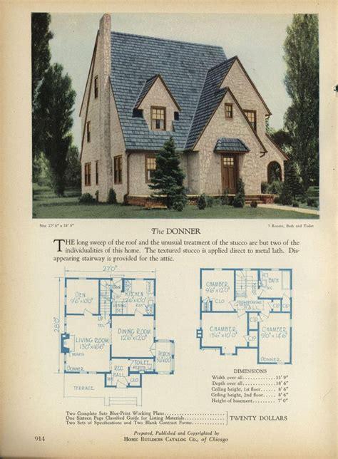 tudor house plans 1920 s 139 melhores imagens sobre houses no pinterest plantas