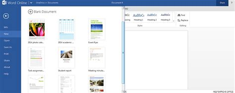create and share documents online for free with office