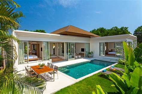 3 bedroom villa phuket 3 bedroom pool villa near laguna phuket id 17la3110 ls