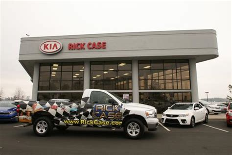 Kia Of Gwinnett Rick Kia At Gwinnett Place Duluth Ga 30096 4616