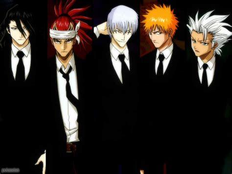 29 gambar wallpaper anime bleach