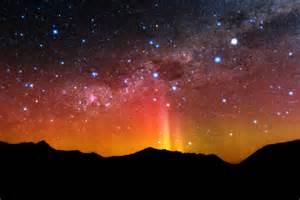 southern light southern lights send pillars of to heaven