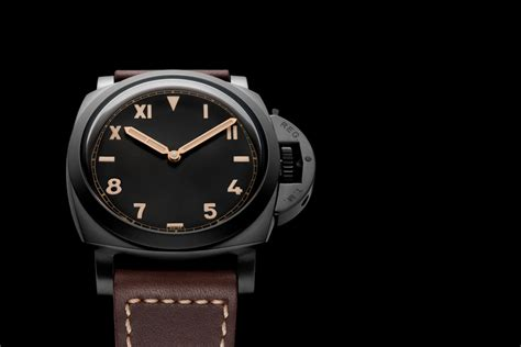 Panerai Luminor 3 introducing the panerai luminor 1950 3 days titanio dlc pam00617 and pam00629 specs price