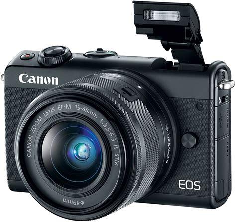 flash camara canon canon eos m100 review