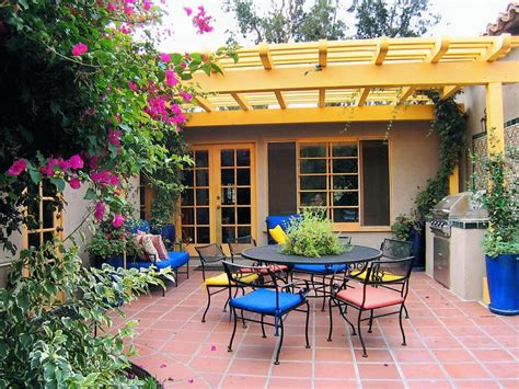 Backyard Patio Ideas Landscaping Gardening Ideas House Patio Designs