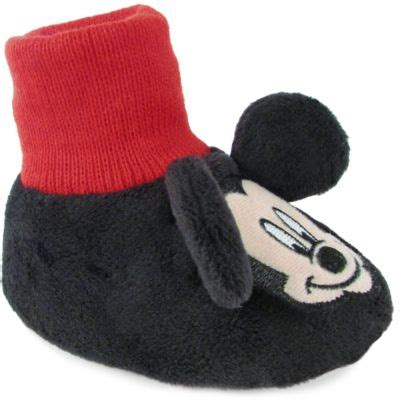 mickey mouse slipper socks disney mickey mouse sock top slipper from buy buy baby