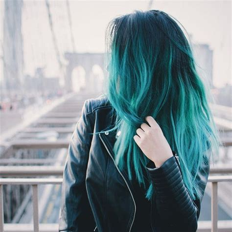 exquisite shades of blue black hair which one suits you best 5 hair color trends you should not miss for this autumn